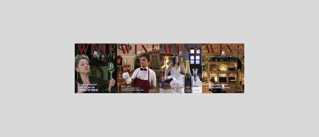 Revista Wine & Spirit