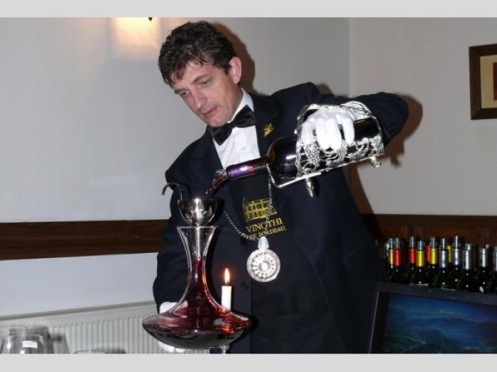 Lordul vinurilor, Sergiu Nedelea