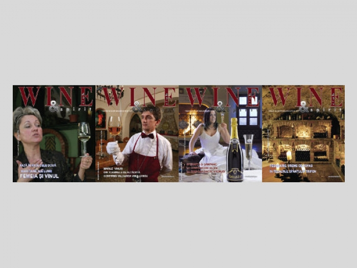 Revista Wine & Spirit